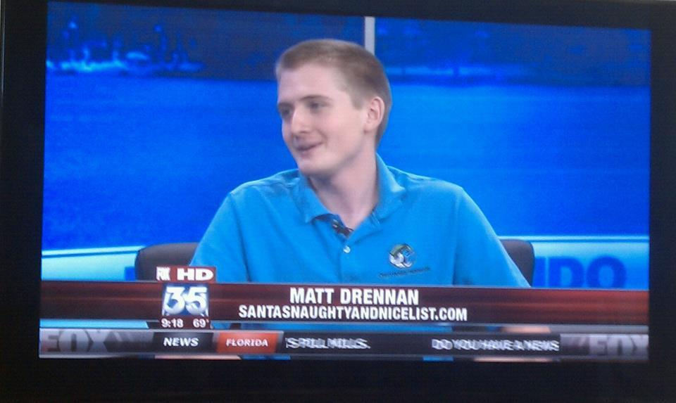 Matt Drennan on news.